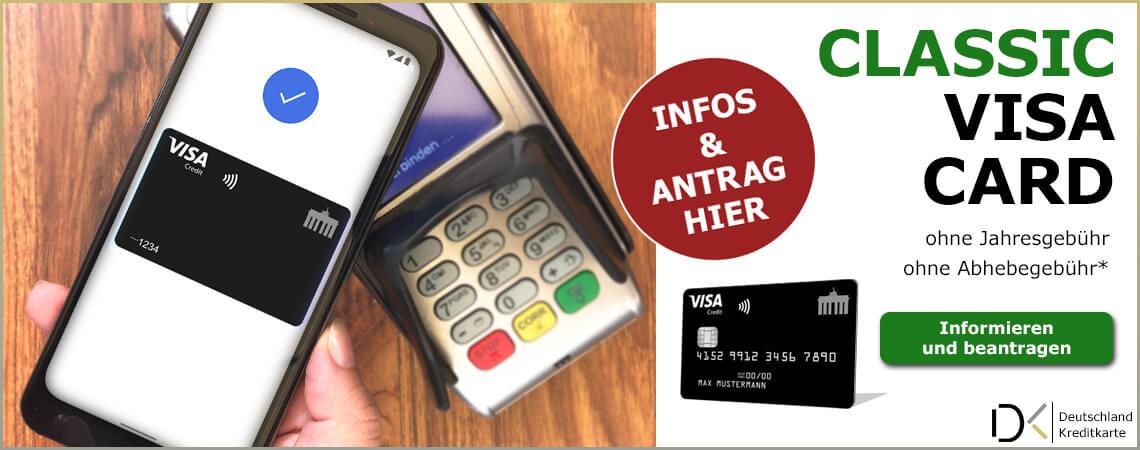 Deutschland-Kreditkarte auf Bezahlen.de